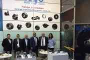 Rulman Ticaret and Koyo at the Automechanika Istanbul 6-9 April 2017