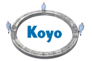 Koyo delivers mega bearing for tunnel excavating machine