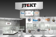 JTEKT presence at the Agritechnica 12-18 November 2017, Hannover