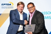 EPTDA honors JTEKT Koyo for 13 years partnership at its Annual Business Convention